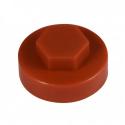 16mm Terracotta Hex Head...