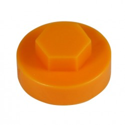 16mm Tangerine Hex Head...