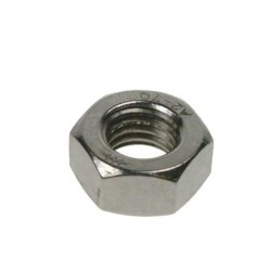 M6 Hex Full Nuts - A2...
