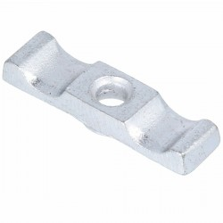 63mm Turn Button - Zinc Plated