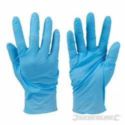 Powder Free Nitrile Gloves...