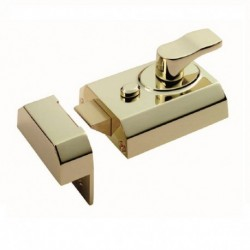 90mm Deadlocking Nightlatch...
