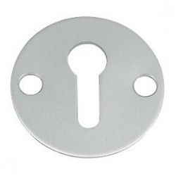 32mm Aluminium Open Escutcheon